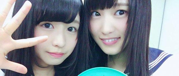 欅坂46長濱ねるが菅井友香をイジメているのではないかと話題に