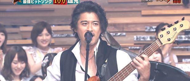 TOKIO 山口達也の弟は元バンドマンのイケメンプロレスラーだったwwwwwww