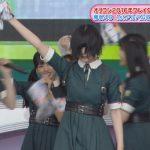 欅坂46平手友梨奈、TIFのライブ中ずっと下を向く 体調悪そうなのに無理させすぎだろ