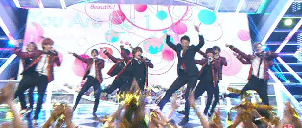 【MステウルトラFES2017】修造踊るwwwwww Hey! Say! JUMPの応援ゲストとして松岡修造が登場 くっそ楽しそうで草(動画あり)