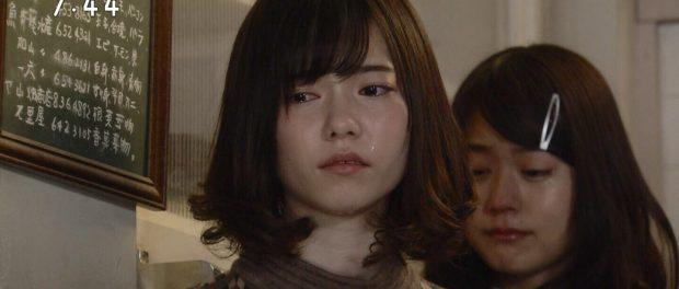 島崎遥香、泣き顔で有村架純に完全勝利ww