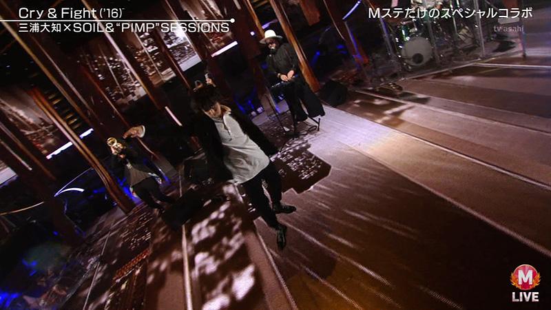 MステウルトラFES2017 三浦大知 PIMP