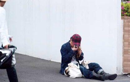 草彅剛が新宿の路上で涙していた本当の理由wwwwww