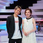 【エンタメ画像】新音楽番組MCに今市隆二とベッキー起用 → 三代目ファンから苦情殺到!!!!!