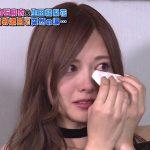 【エンタメ画像】白石麻衣さん、江原啓之に泣かされる!!!!!!!!!!!!!!!!!!!!!!