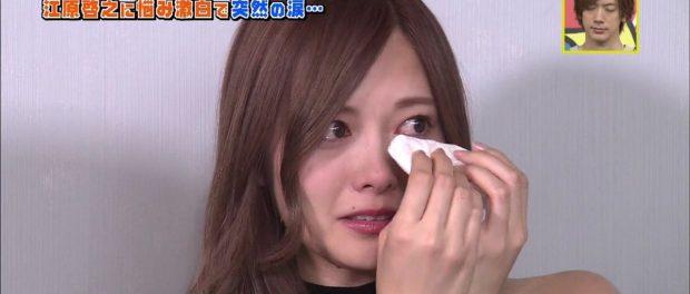 白石麻衣さん、江原啓之に泣かされるwwwwwwwwwww