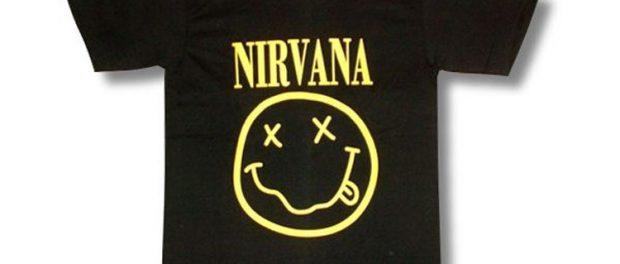 ニルヴァーナのTシャツ着てる奴多すぎ問題wwwwwww