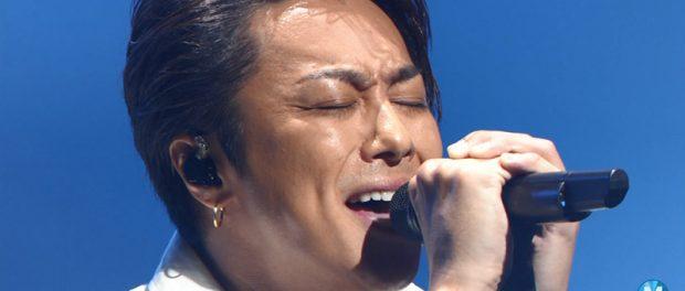 EXILE TAKAHIROが武井咲との結婚後初Mステでラブソングを熱唱した結果wwwwwww(動画あり)