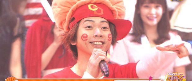 【ハロウィン音楽祭2017】NEWS増田くん、CDTVのあいつの仮装をするwwwwwwwwwww(動画あり)
