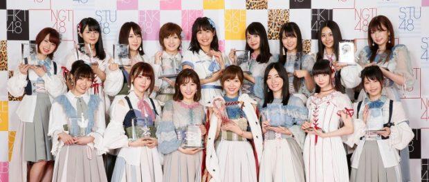 台湾人の好きな日本の女性音楽グループランキングが日本より終わってる件wwwwwwwwww