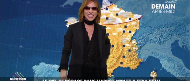 X JAPANのYOSHIKIさん、フランスでお天気キャスターになる(動画あり)