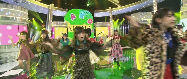 【ベストヒット歌謡祭2017】NMB48の新曲「ワロタピーポー」の歌詞が酷すぎるwwwww完全におまいら批判wwwww(動画あり)