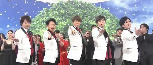 【朗報】2017年紅白はジャニーズ枠縮小か 他にE-girls、欅坂、AAAも出場危うし?