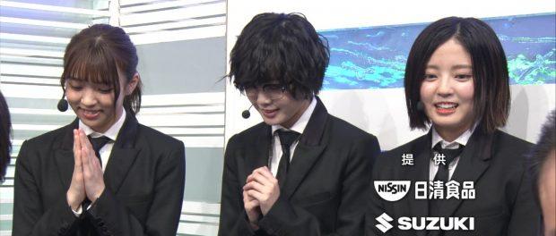 ジャニーズアイドルさん、Mステで欅坂46平手友梨奈を笑顔にするwwwwwwww