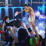 【FNS歌謡祭2017第2夜】アキラ100%とT.M.Revolution西川貴教のコラボヤバすぎwwwwwwひやひやして歌に集中できない件wwwww(動画あり)