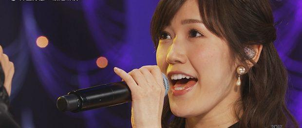 【朗報】まゆゆことAKBの渡辺麻友さん、実はものすごく歌が上手かった FNS歌謡祭のミュージカルメドレーで一般人に見つかってしまう(動画あり)