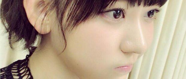 HKT48・宮脇咲良の最新の鼻筋画像がアップされるwwwww