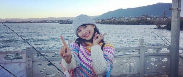 ガッキーに激似!中国の新垣結衣こと栗子の恋ダンスが可愛すぎるwwwww(動画あり)
