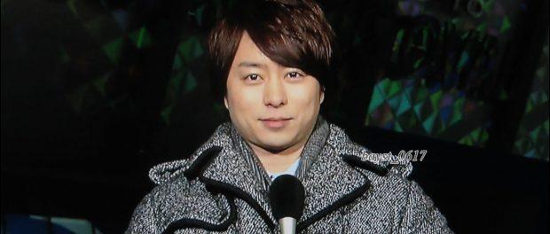 嵐の櫻井翔さん、平昌五輪でスタッフと相部屋申し出る