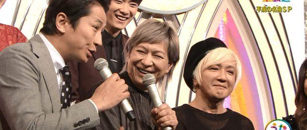 引退したはずの小室哲哉が普通にテレビに出てるんだがwwww NHK「うたコン」にPANDORAとして生出演(動画あり)