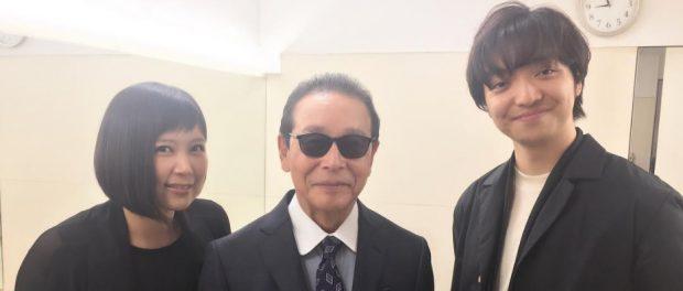 タモリと三浦大知と絢香のMステスリーショット公開! ←絢香どこだよ?