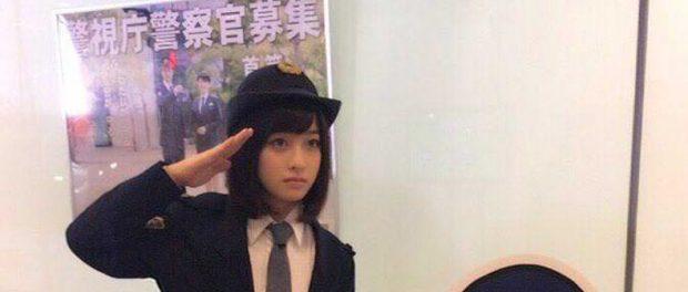【悲報】橋本環奈さん、なんかロックマンみたいになる