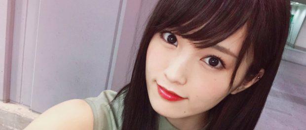 山本彩は頬骨が隠れていると可愛いと言う現実wwwwww