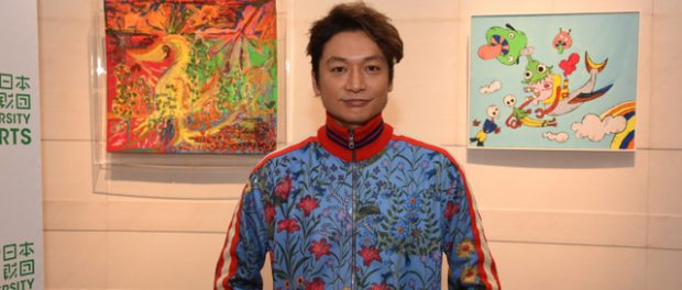香取慎吾先生の新作絵画来たぞwwwやっぱり才能あるのでは?