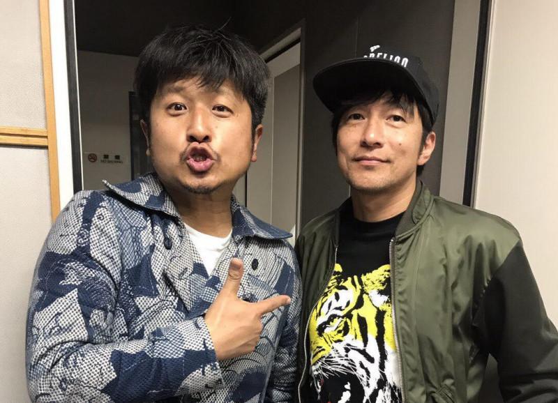 DJダイノジ大谷「ミスチルの桜井さんがいきなり僕を抱きしめて ...