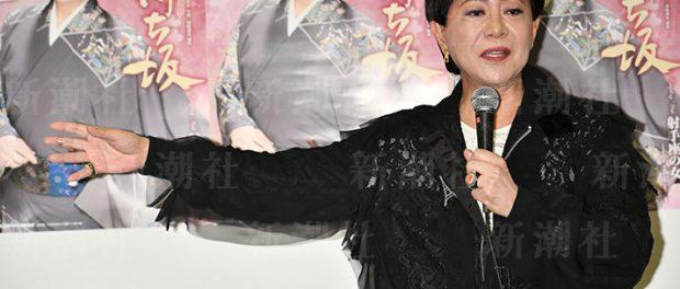 衝撃事実!!なんと!!あの美川憲一が年齢詐称していた!!!