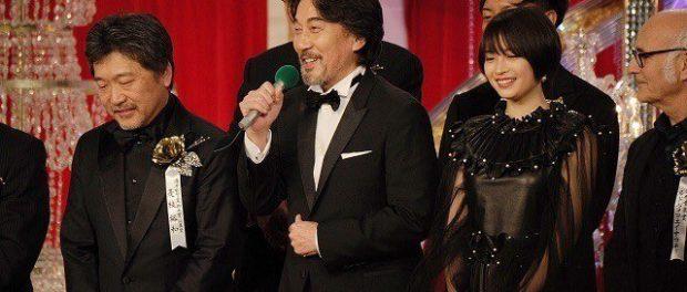 福山雅治さん、日本アカデミー賞で1人だけハブられてしまう