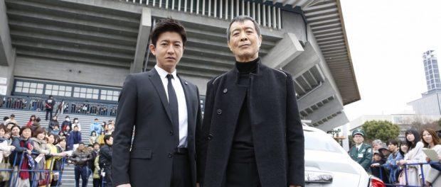 キムタクドラマ「BG」最終回に矢沢永吉出演wwww 木村たっての希望で実現