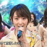【エンタメ画像】【CDTV25周年SP】卒業する生駒里奈がセンターで「君の名は希望」を披露!!!乃木坂としてテレビでこれ歌うのはフィニッシュの可能性も・・・(movieあり)