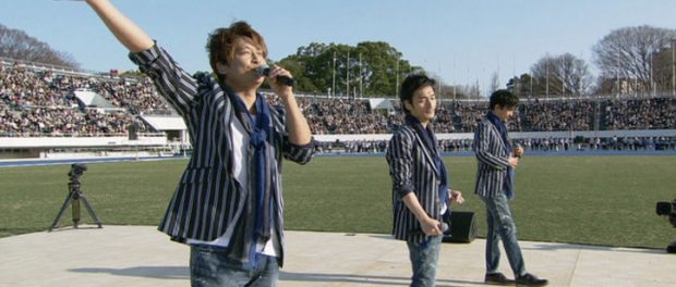中居正広、ラジオで元SMAP3人が歌う「雨あがりのステップ」をオンエアし「雑な声が入ってないから売れない」wwww(動画あり)