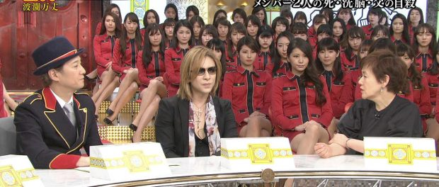 YOSHIKIの半生に迫った『金スマ』が驚異の視聴率を記録wwww 一方、るろ剣