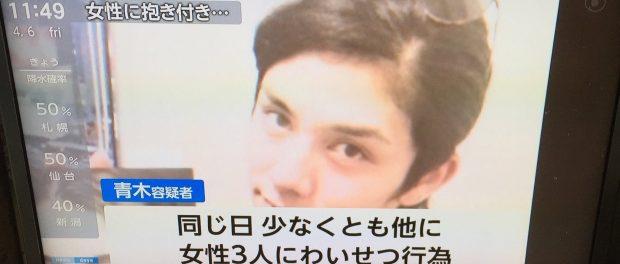 乃木坂生田・桜井と共演していたイケメン俳優が強制わいせつで逮捕wwwwww