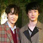 【エンタメ画像】坂口健太郎、韓国アイドルEXOのKAIとツーショット ファン歓喜