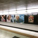 【エンタメ画像】新宿駅のラルク広告のキャッチコピーが糞ダサくてファン賛否。。。。 なお、解散説をさらっと否定