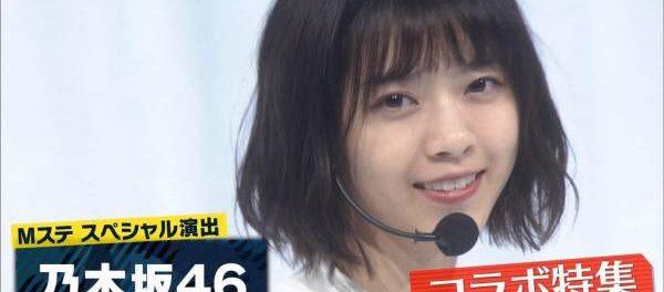 今日のMステ、乃木坂46がフルメンバー42人で「シンクロニシティ」
