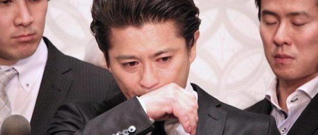 元TOKIO山口達也さん「どうすりゃいいんだ…」突然大声で叫び咽び泣く