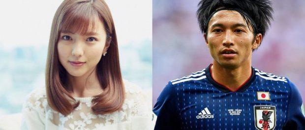 ロシアW杯で大活躍の柴崎岳、元アイドル真野恵里菜と今週結婚 真野は女優業をセーブし海外で生活する模様