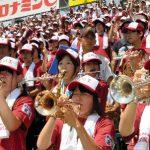 【高校野球】甲子園の人気応援曲ランキングがこちらになります