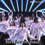 欅坂46、Mステでアンビバレント初披露!!最高だったな!!(動画あり)