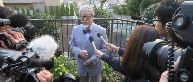 沢田研二、中止発表する前に帰っていたwwwww 「客席が埋まらなかったから中止にした」と理由を説明