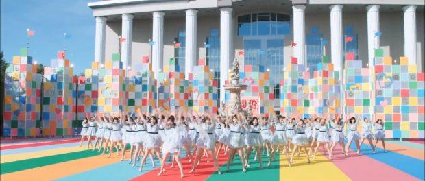 NMB48さん、山本彩卒業シングルのMVを創価大学で撮るwwwwww