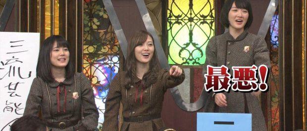【悲報】乃木坂さん、正月の大仕事を欅坂にとられてしまうwwwwwwww