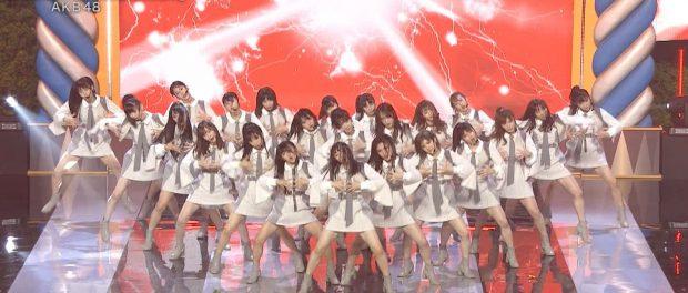 大人気アイドルグループのAKB48さん、「史上最高難度ダンス曲」で女性アーティスト売上1位記録更新wwww
