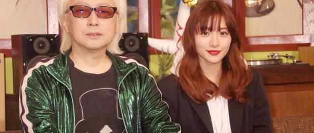 TBSの音楽番組『MUSIC☆HERO』で初MCを務める石原さとみさん「浜崎あゆみの歌詞を手帳に書いていた」