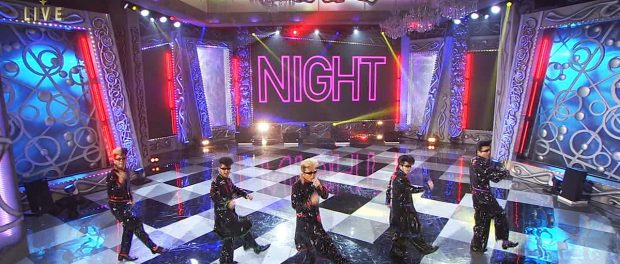 FNS歌謡祭2018の氣志團「One Night Carnival」がカオスwwwwwwwwww DA PUMP「USA」とコラボ(動画あり)