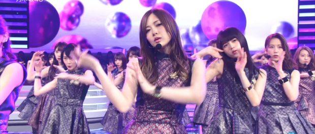 乃木坂「超高速ダンス!(お手手シュババババババッ」 豚「す、すげえ・・・」 ←これ